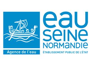 Agence de l'Eau Seine-Normandie-logo